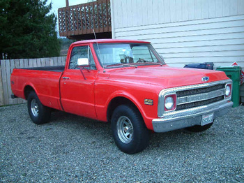 1970 Chevy Pickup >> 1970 Chevy Cst 10 Truck Buy Truck Product On Alibaba Com
