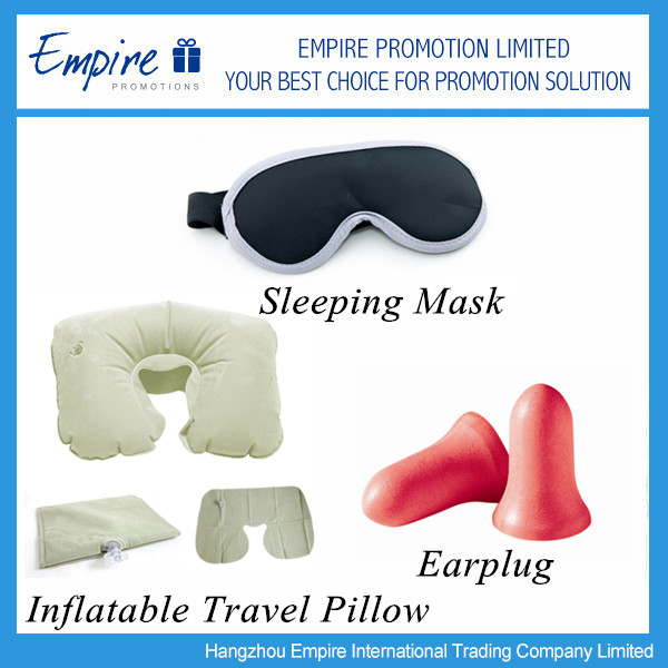 Comfortable Fashionable Inflatable Leg Rest Travel Pillow