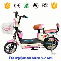 electric bicycle load bicycle with rear shock absorber heavy-loading capacity