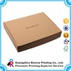 Kraft Paper Shipping Packaging Corrugated Box With Custom Logo