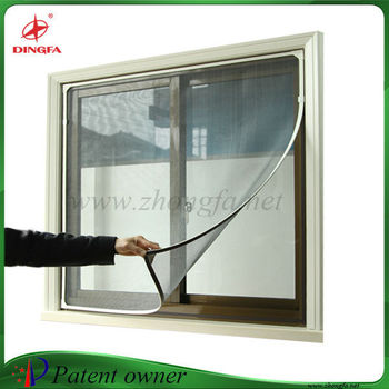 15 minutes diy fiberglass privacy window screen with low for Screen new window
