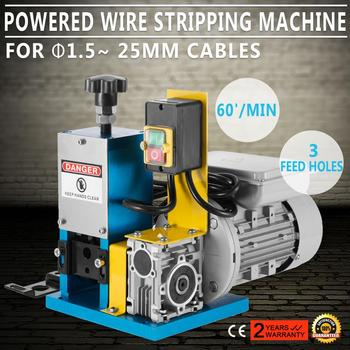 Powered Scrap Cable Wire Stripper Stripping Machine - Buy Cable Wire ...