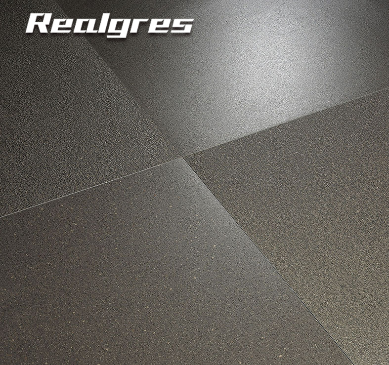 Matte Finish Dark Gray Porcelain Floor Tile