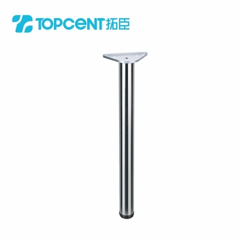 Iron and Stainless steel sofa furniture metal table leg