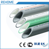 People choose pn10 ppr or pprc pipe for hot water