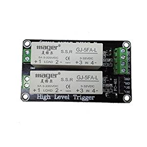 TOOGOO/(R/) 6 Channel DC 12V Relay Module Relay Expansion