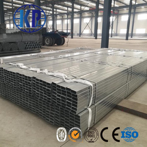 China Prime Carbon Galvanized Steel Pipe Price List