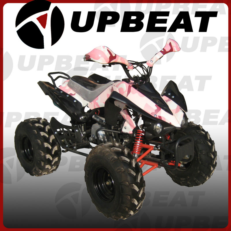 50cc/110cc/125cc Kawasaki Style ATV With Electric Start