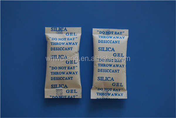 Desiccant Packed With Activated Silica Gel