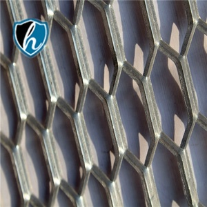 Aluminum Expanded Metal Mesh Sheet for Walls