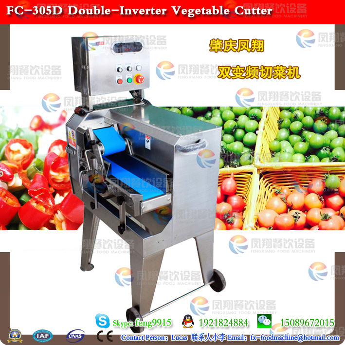 FC-305D green onion cutting slicing chopping cutter slicer chopper machine