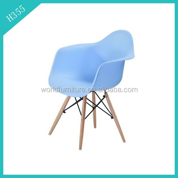 world best selling products plastic chair with arm