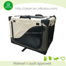 Medium durable waterproof dog pet carrier