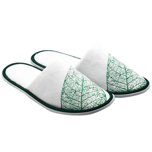 Hotel Man Disposable Terry Slipper Cheap Hotel Slippers
