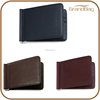 guangzhou factory price luxury mens leather wallet leather wallet men wallet purse money clip case purse
