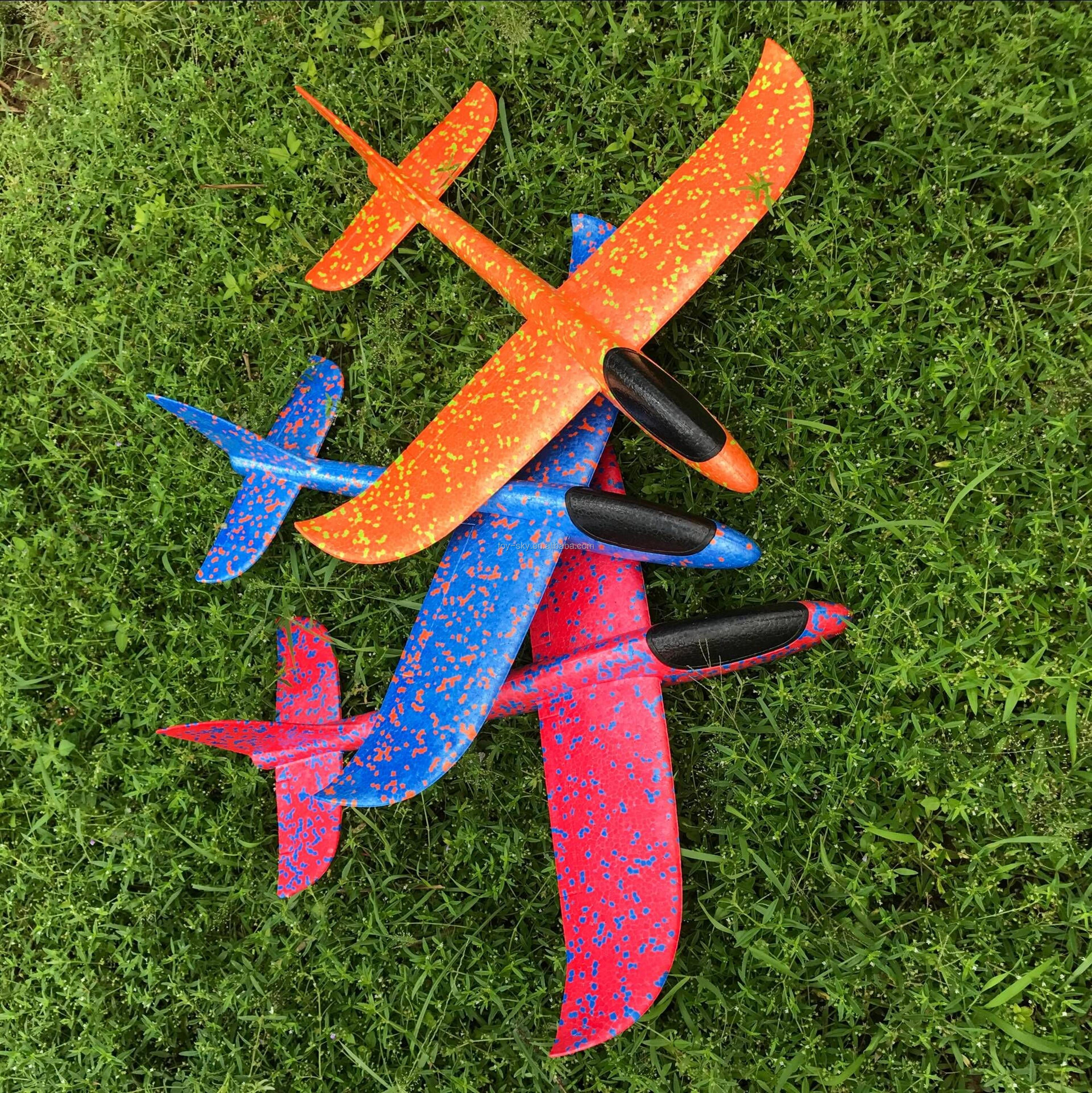 New Flying Toys For Kids Hand Launch Glider Airplane Model Epp
