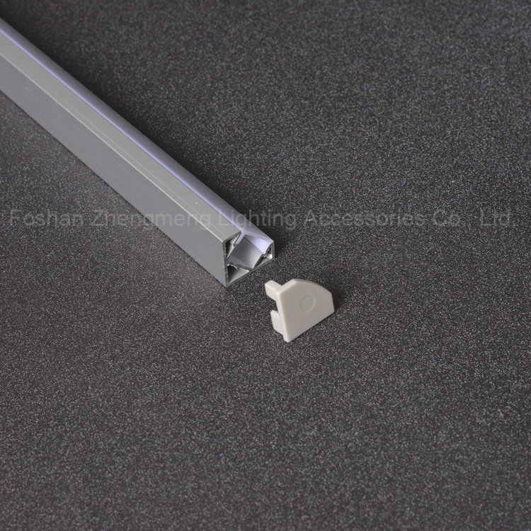 Zm1818 Pvc Profile For Led Bar Flexible Led Strip Light