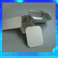 wholesale aluminum foil lid made in china