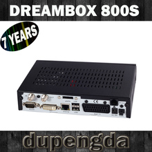 satellite TV recever dm800hd With Sim 2.10 M tuner dream box 800s