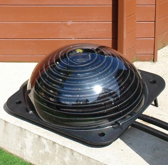 Gonflable piscine d 39 conomie d 39 nergie solaire panneau for Acheter petite piscine