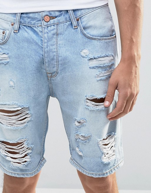 adfb8ca00a8df9 KY new OEM service dark washed holes men latest fashion slim fit ripped  100% cotton