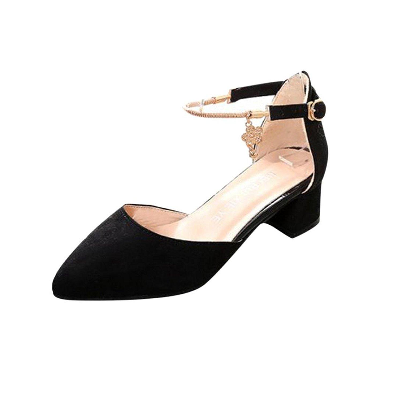DEESEE(TM) High Heels Shoes Wedding Shoes Summer Sandals Shoes Platform Wedge Shoes