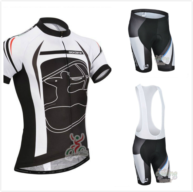 Get Quotations · Ropa Ciclismo giordana Cycling Jersey set short sleeve  bicicleta bike jersey maillot ciclismo cycling bicycle 3acc9a2e9
