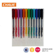 Top sale good prices business multi color ink pens