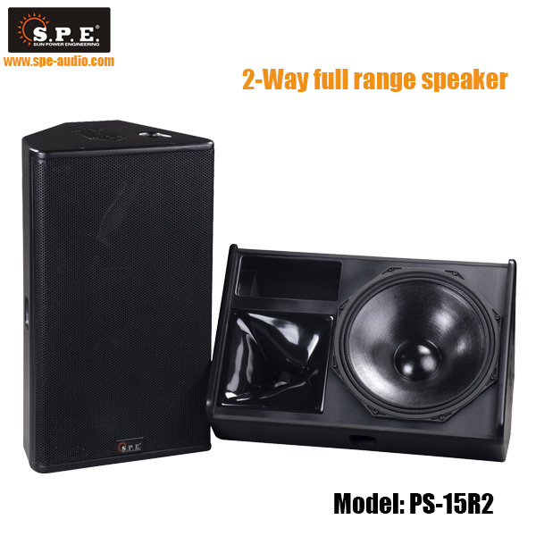 Spe Audio Dj Speaker Box 15 Inch Mobile Pa System Se-3503a ...
