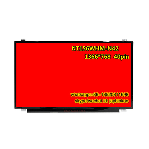 Nt156whm-n22 Lcd 30 Pin 15.6 Led Slim 30 Pin Tft 15.6 Lcd Screen Panel For Laptop