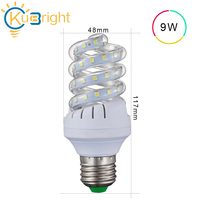replacement spiral CFL china led bulb raw material