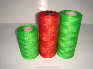 Fishing net Material PE monofilament Net making twine
