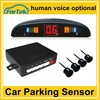 bibibi human voice electronics led display car parking sensor 30-250cm distance