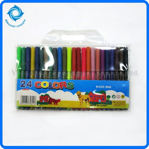 24PC Water Color Pen School Supply