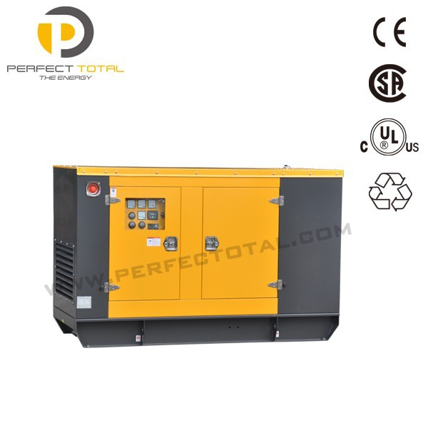 35.5kva Silent Diesel Generator sets with PERKINS engine