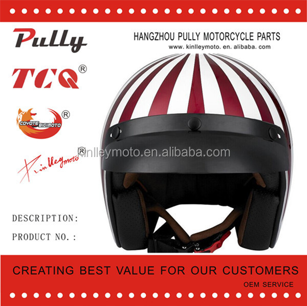 China Supplier Hot Sell New Style DOT Safety Helmet For Motorcycle