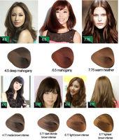 Natural Herbal Ingredients Hair Dye Private Label Hair Color - Buy ...