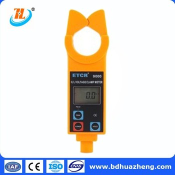 Hzrc 9000 Electronic High Voltage Digital Current Meter