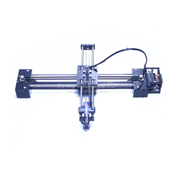 Diy Ly Drawbot Pen Drawing Robot Machine Lettering Corexy Xy-plotter Robot  For Drawing Writing Cnc V3 Shield Drawing Toys - Buy Robots For