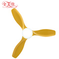 Zhongshan New Come High Quality Living Room Decorative No Noise Remote Control Dc Motor Ceiling Fan Light