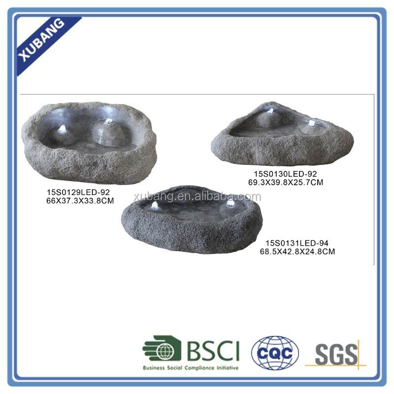 garden sculptures stone water fountain for sale