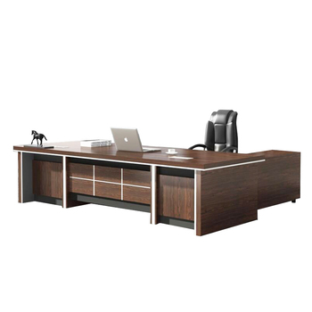 Modern office furniture wooden executive office table specification office desk furniture
