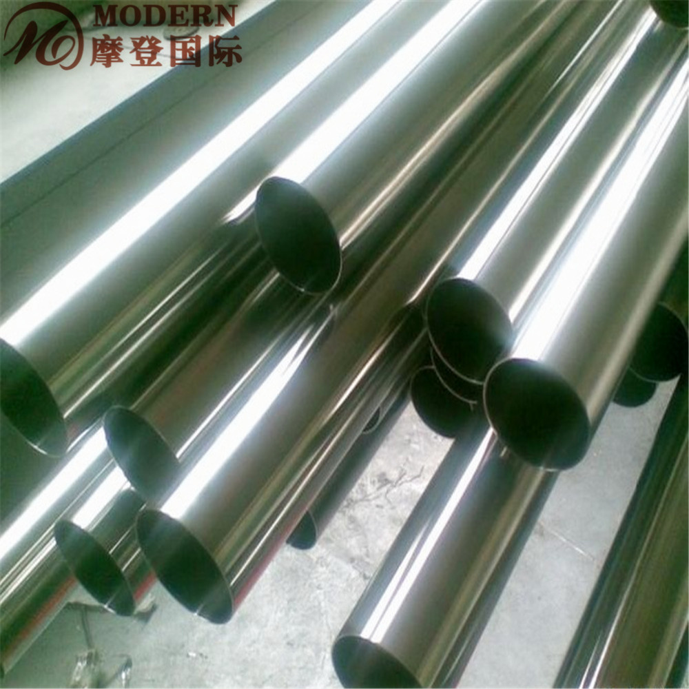 aisi tp304 seamless stainless steel tube
