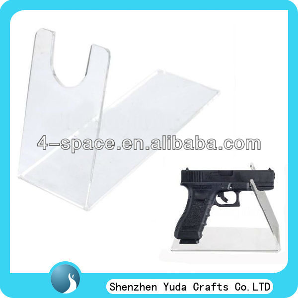 acrylic gun <strong>display</strong>, wholesale plexiglass gun <strong>display</strong> stands,manufacture price