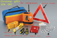 Emergency car kit roadside assistance motorcycle road emergency warning