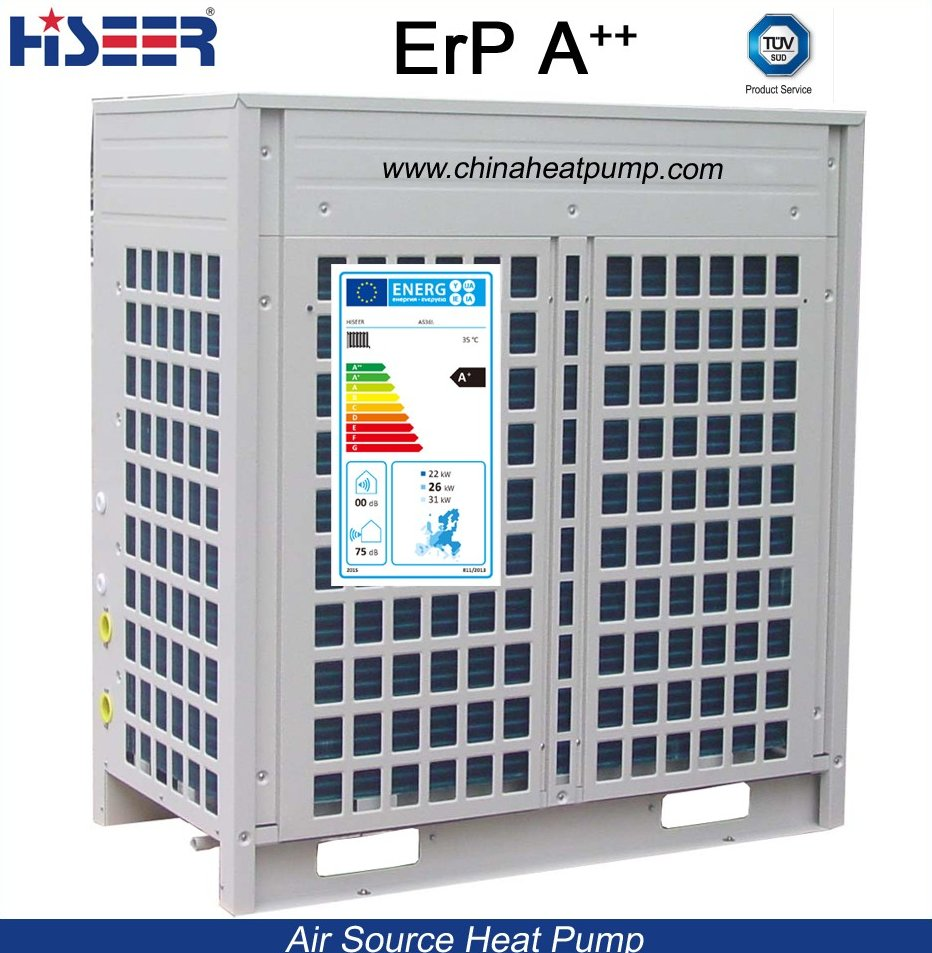 Hiseer water chiller air conditioner 36kw