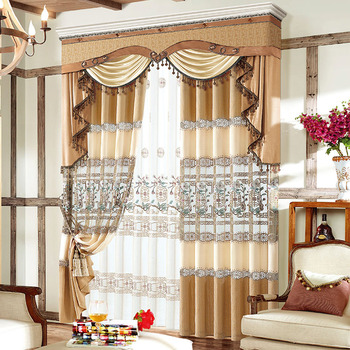 Fancy Indian Style Window Decor Dubai String Curtain