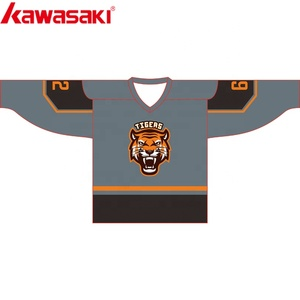 School Training Team Sublimated quick dry Youth Ice Hockey Jerseys