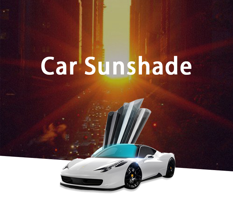ZY-C-009 custom made windshield sun shades car shade front window reflector automotive shield