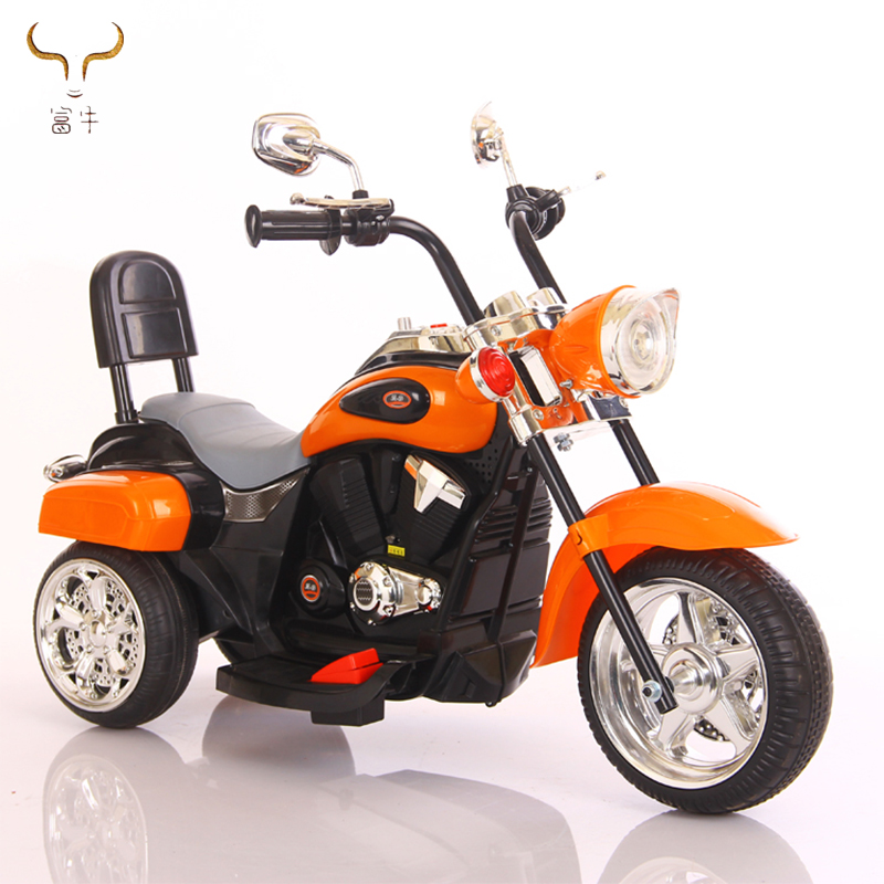 2019 latest design electric motorcycle kids/rechargeable battery operated bike kids/ride on toy electcar with remote control 12v